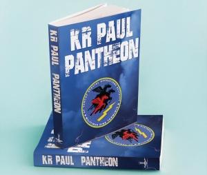 KR Paul's Pantheon in paperback